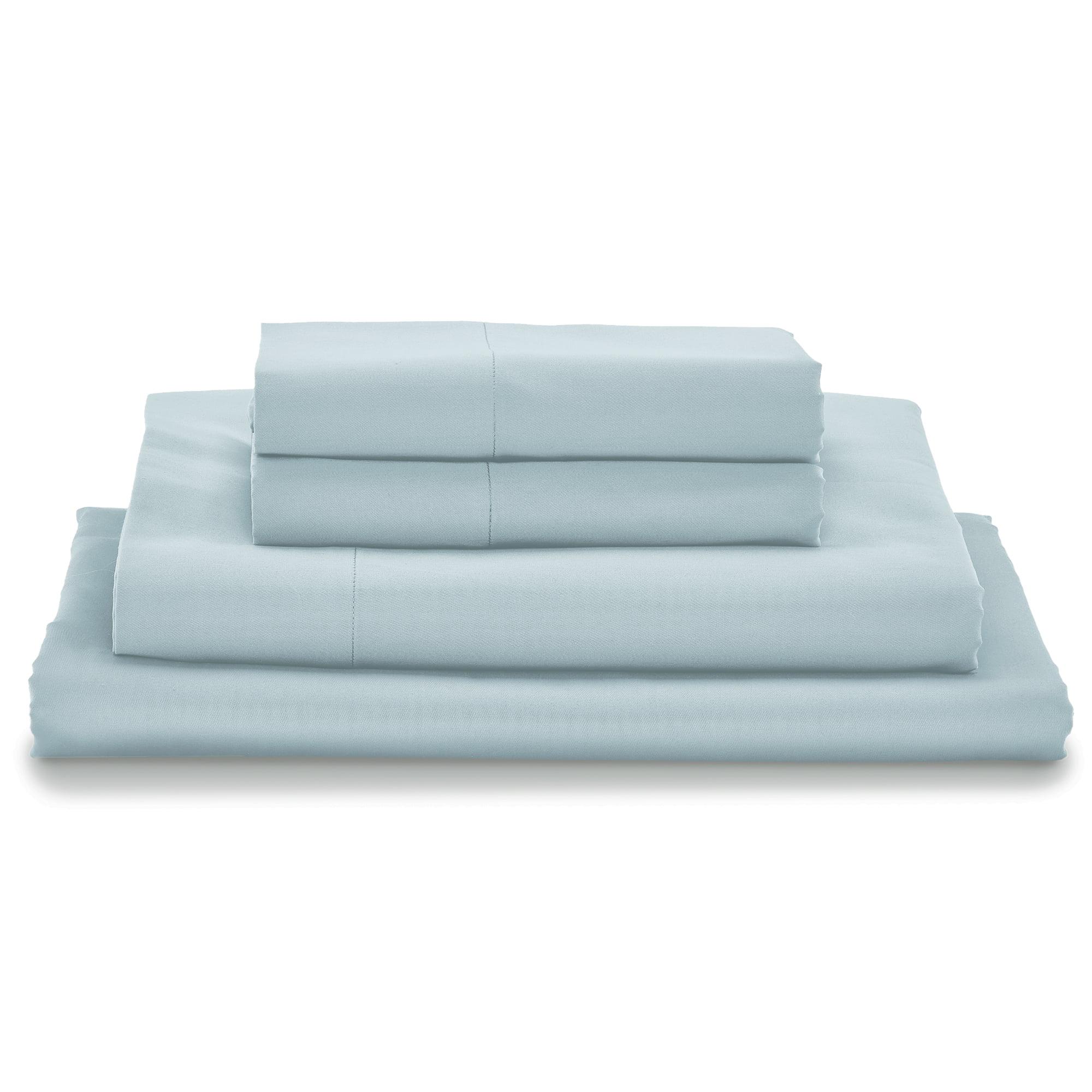 my pillow bed sheets king light blue long staple cotton giza dreams bed sheet set