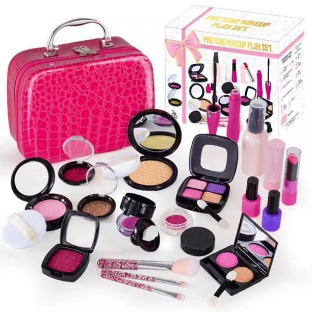 Jolly 21pcs Kids Makeup Kit For Girls