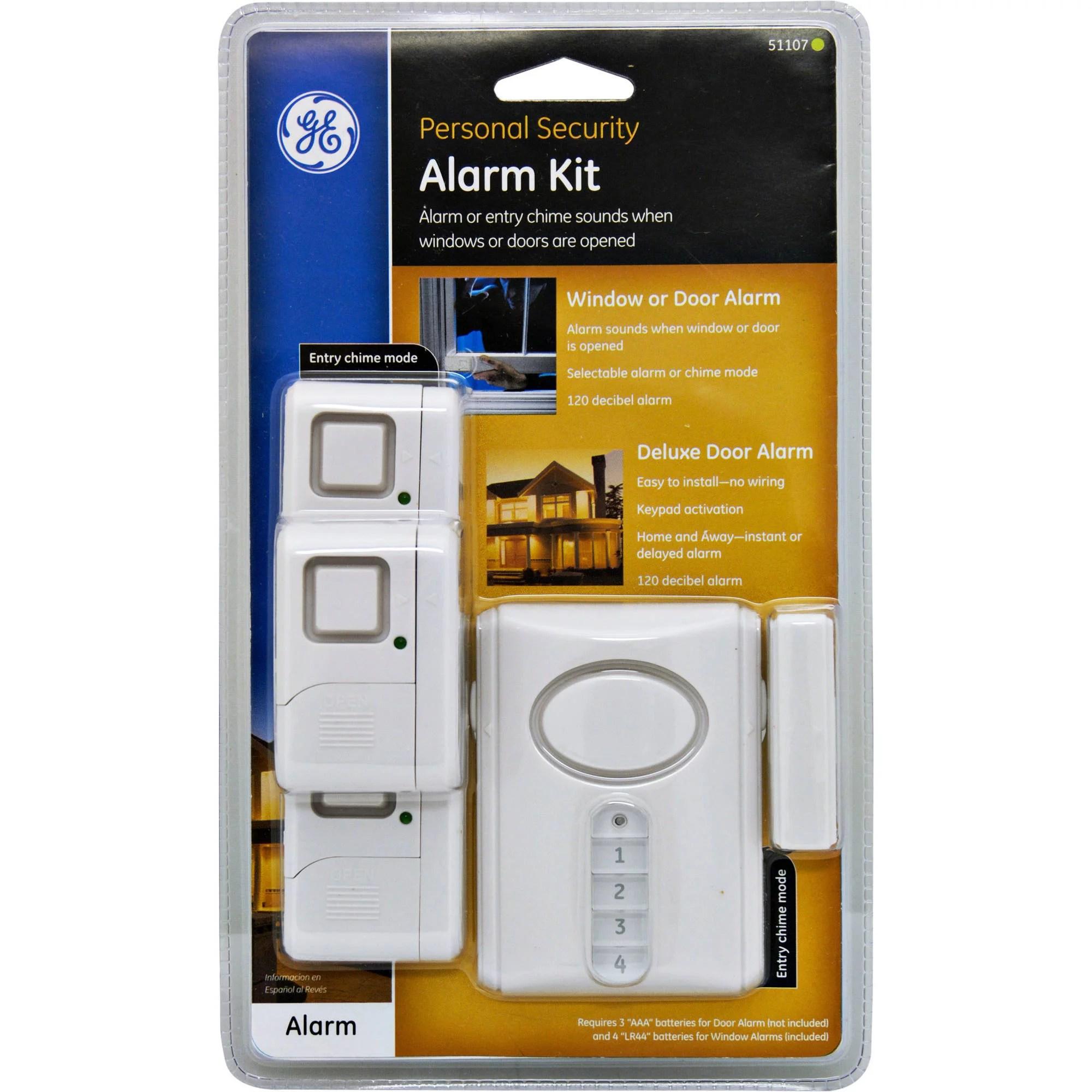 Door Alarm System