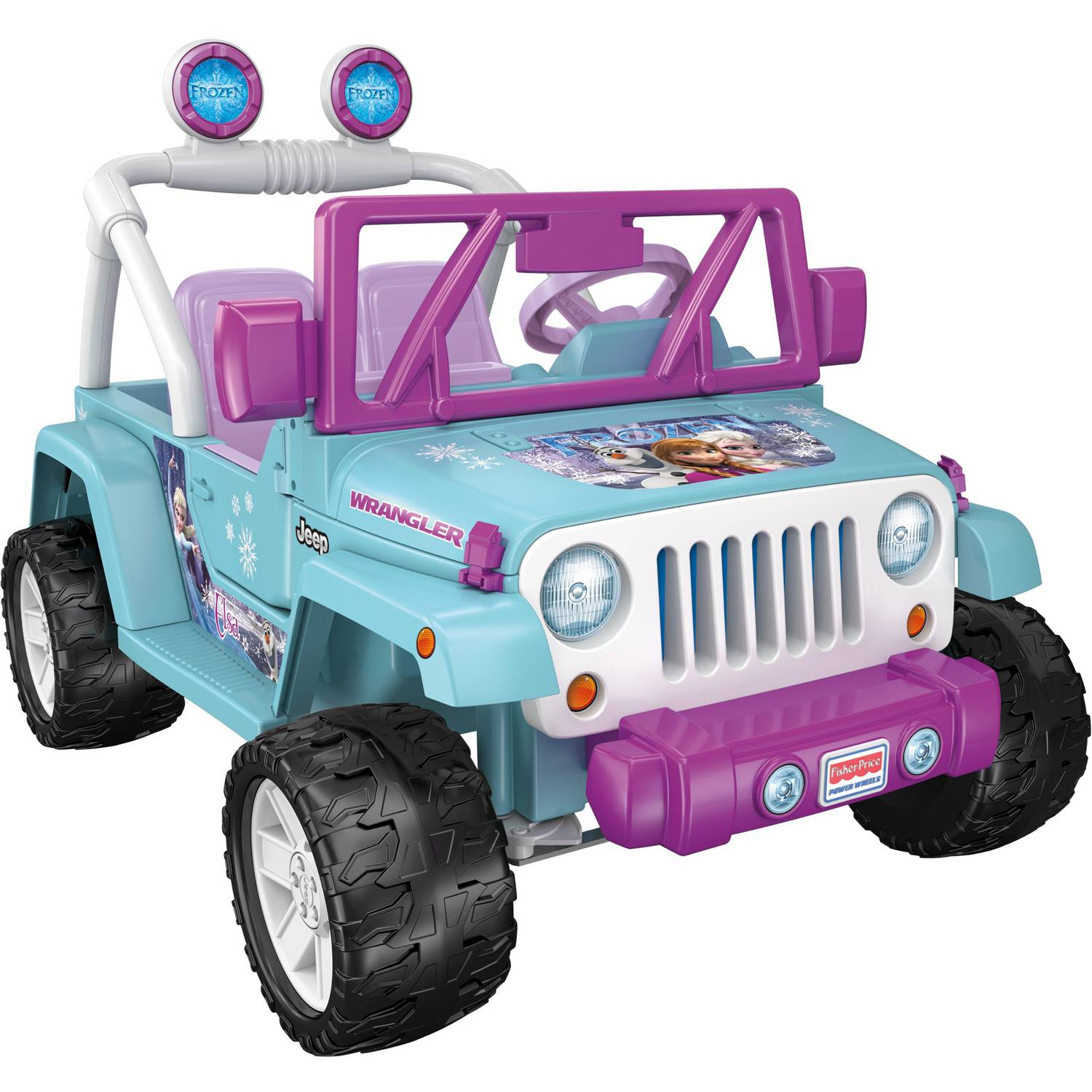 Barbie Jeep Battery Replacement