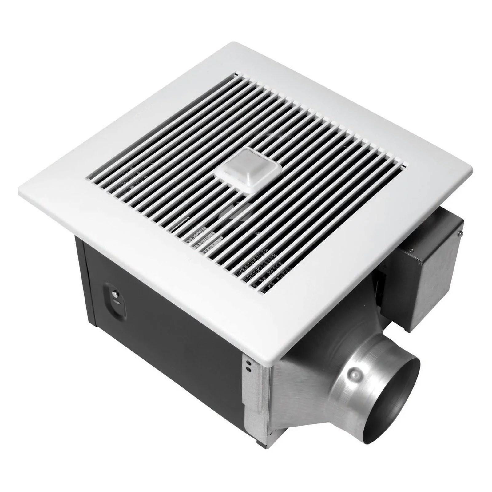 panasonic exhaust fans ventilation