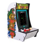 Centipede Missile Command Counter Arcade Machine Arcade1up Walmart Com Walmart Com