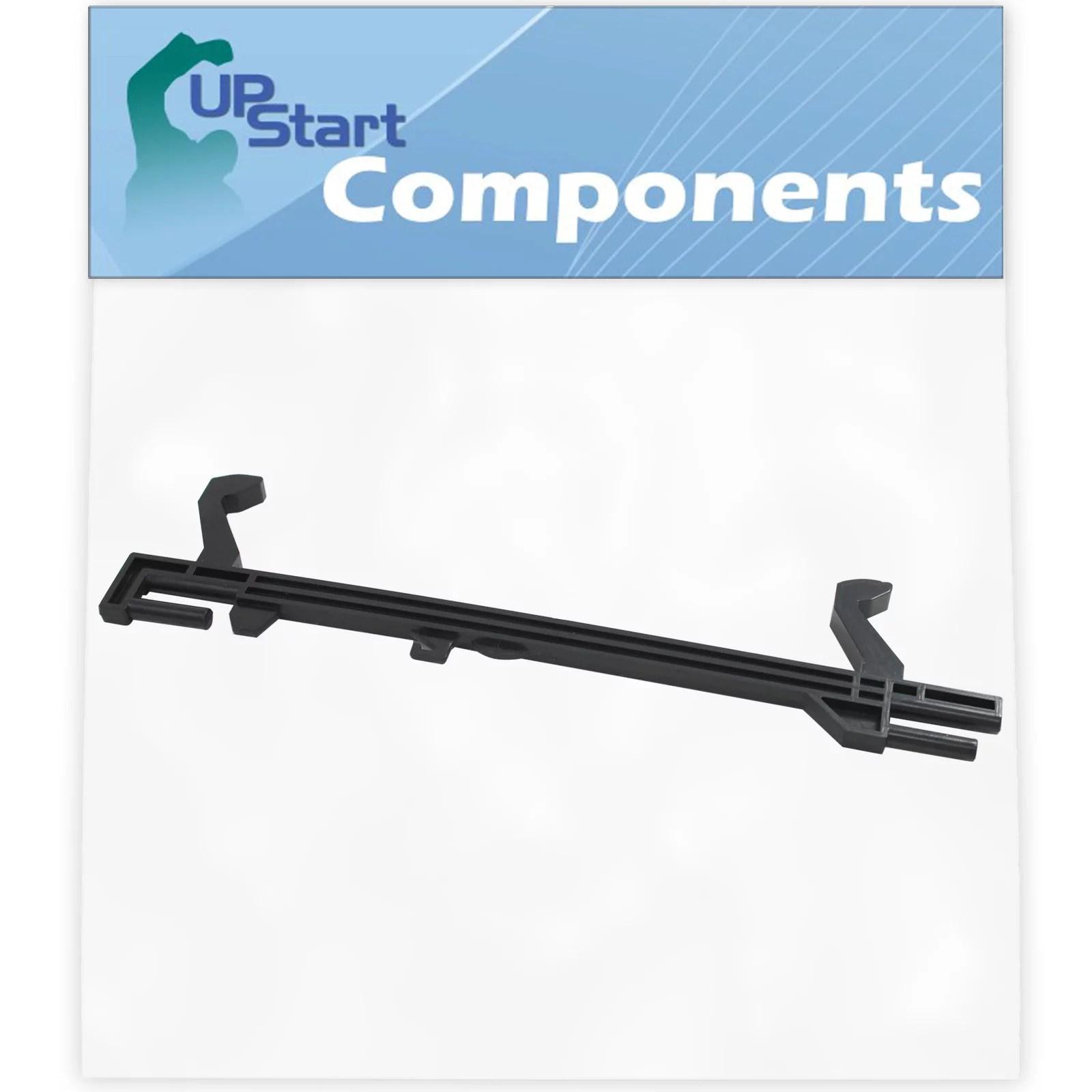 de64 00760a microwave door hooj replacement for samsung me18h704sfs aa 00 compatible with de64 01308a key door latch