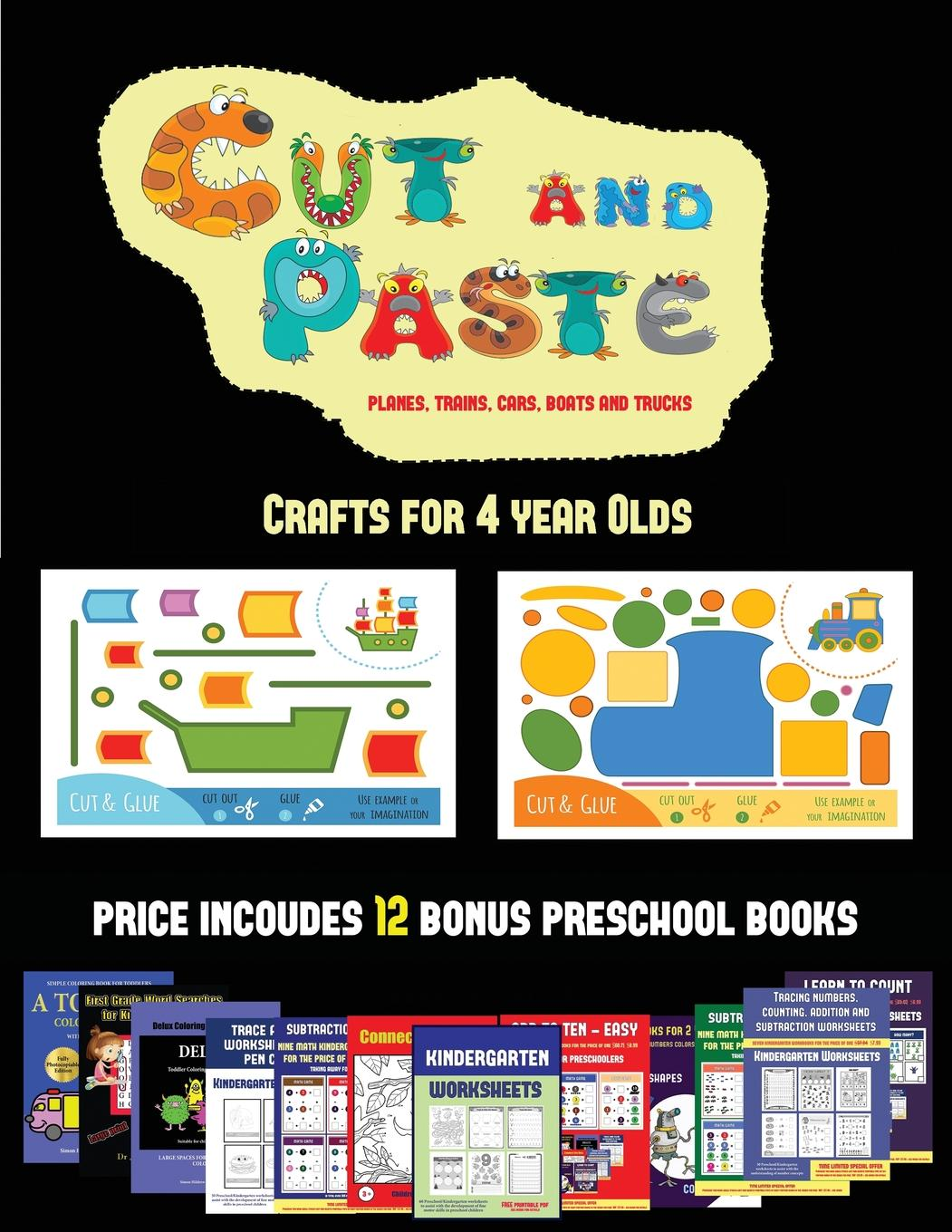 Crafts For 4 Year Olds Crafts For 4 Year Olds Cut And
