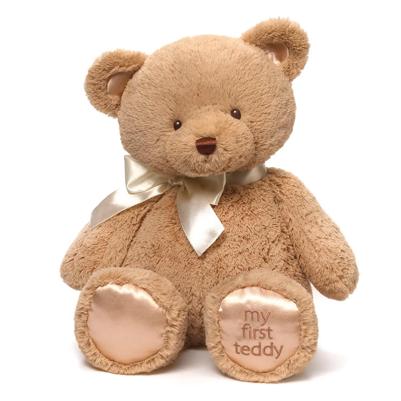 Gund My First Teddy Bear Baby Stuffed Animal 18 Inches