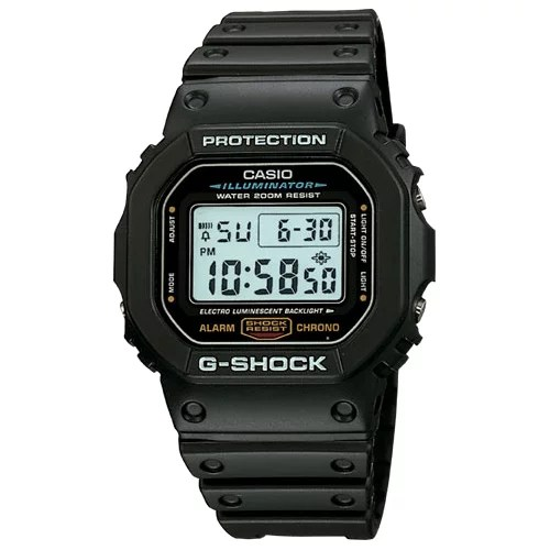 Casio G-Shock Classic Core Watch DW5600E-1V