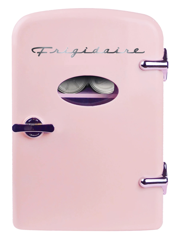 Fridge Mini Haier Pink