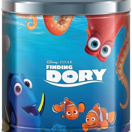 Finding Dory Popcorn Tin