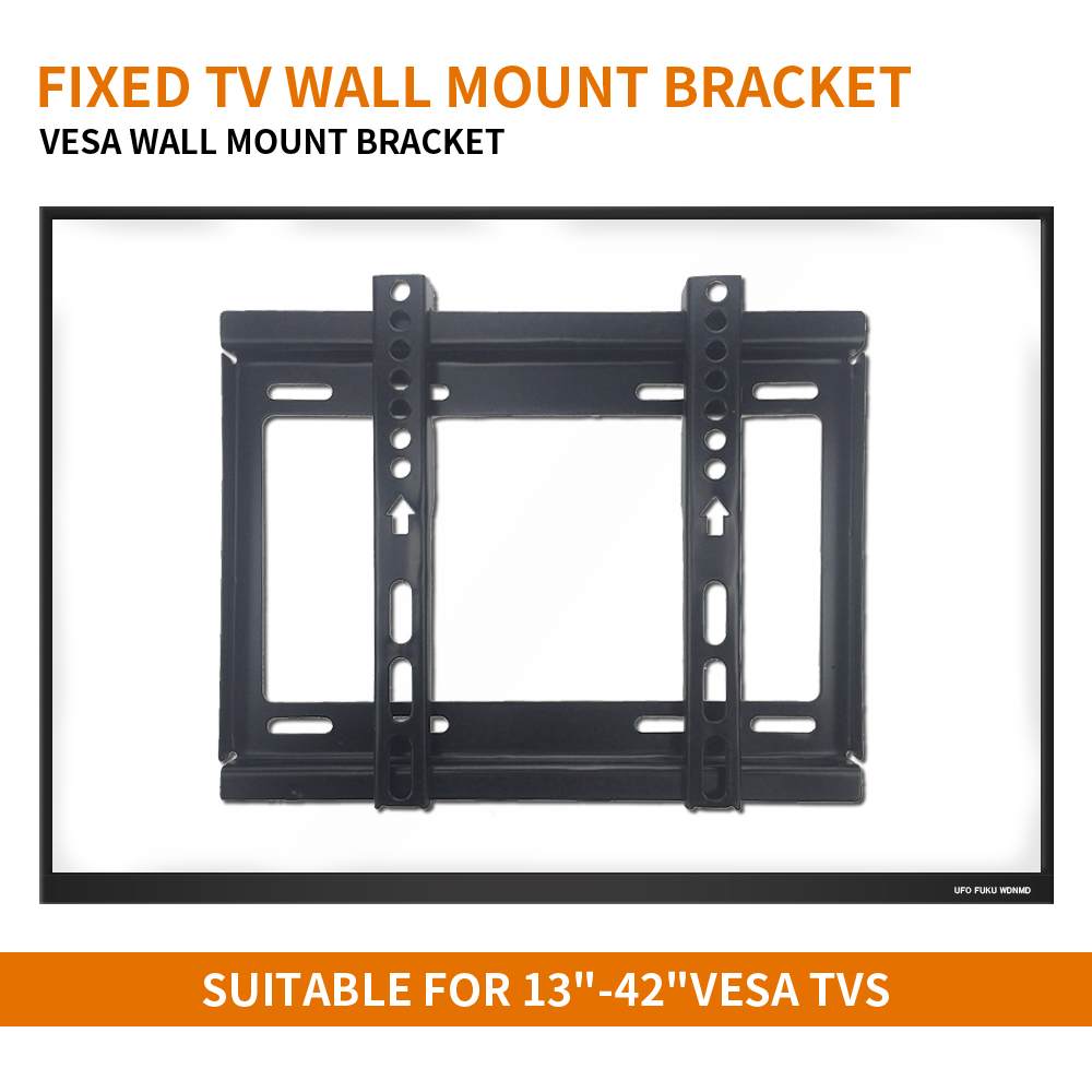 fixed tv stands for flat screen tv meuble de televiseur tv stand wall mount support mural tv wall mount bracket oled screen for tvs 13 42 vesa
