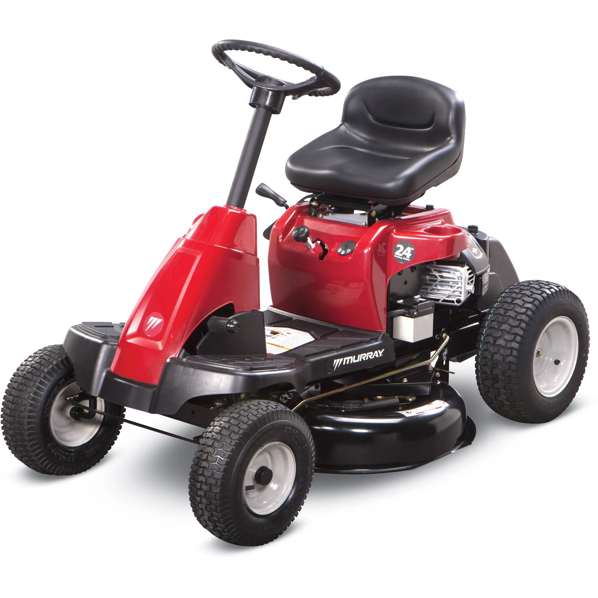 Murray 24 Rear Engine Riding Mower With Mulch Kit Walmart Com Walmart Com