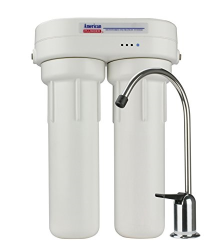 american plumber wlcs 1000 under sink water filter system
