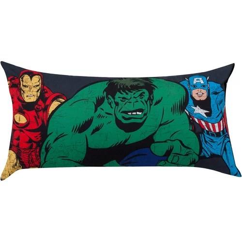 marvel avengers body pillow 1 each
