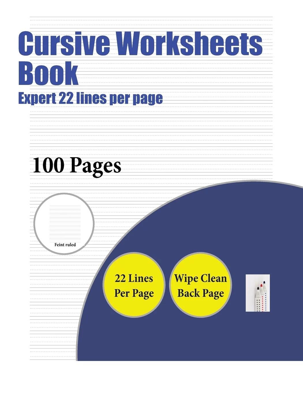Cursive Worksheets Book Cursive Worksheets Book Expert