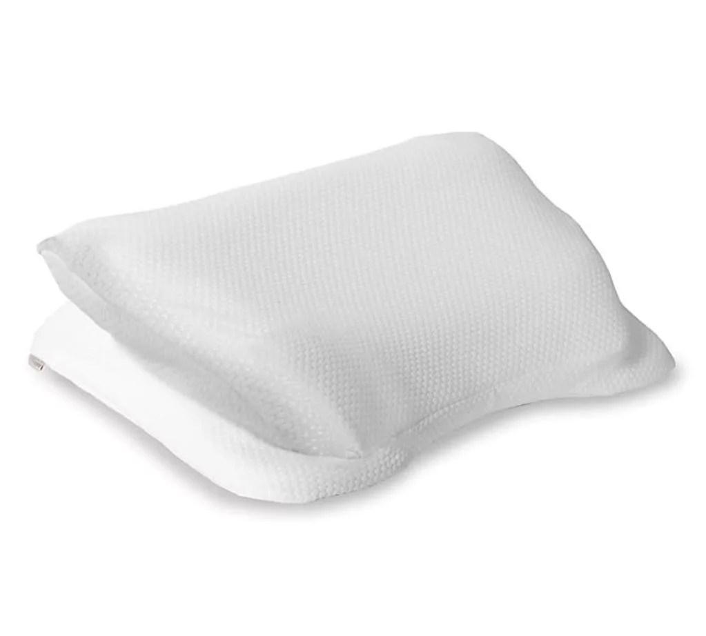 copper fit angel standard sleeper pillow in white 20 x 15