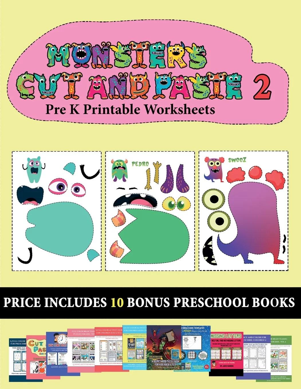Pre K Printable Worksheets Pre K Printable Worksheets 20
