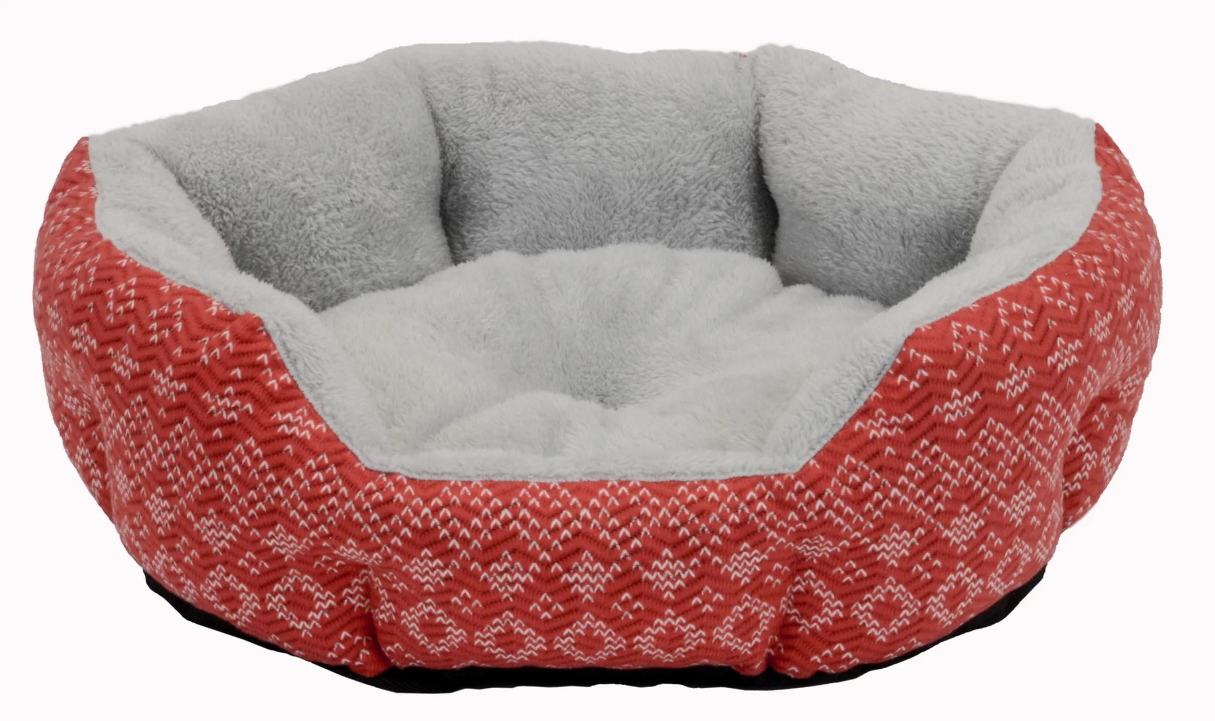 Holiday Time Small Cuddler Dog Beds Bundle Walmart Com