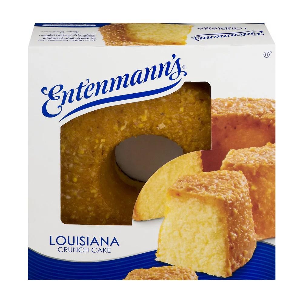 Entenmann39s Crunch Cake Louisiana 200 OZ Walmartcom