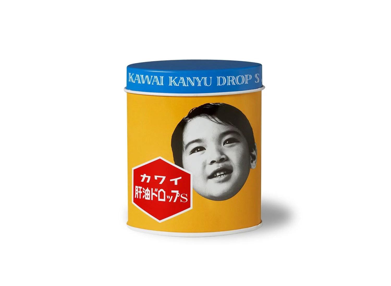 Kawai Kanyu Drop Chewable Vitamin A&D 300 Counts