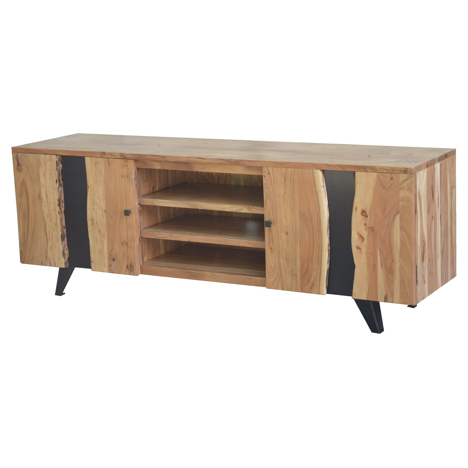 teva patio freeform 2 door plasma cabinet tv stand