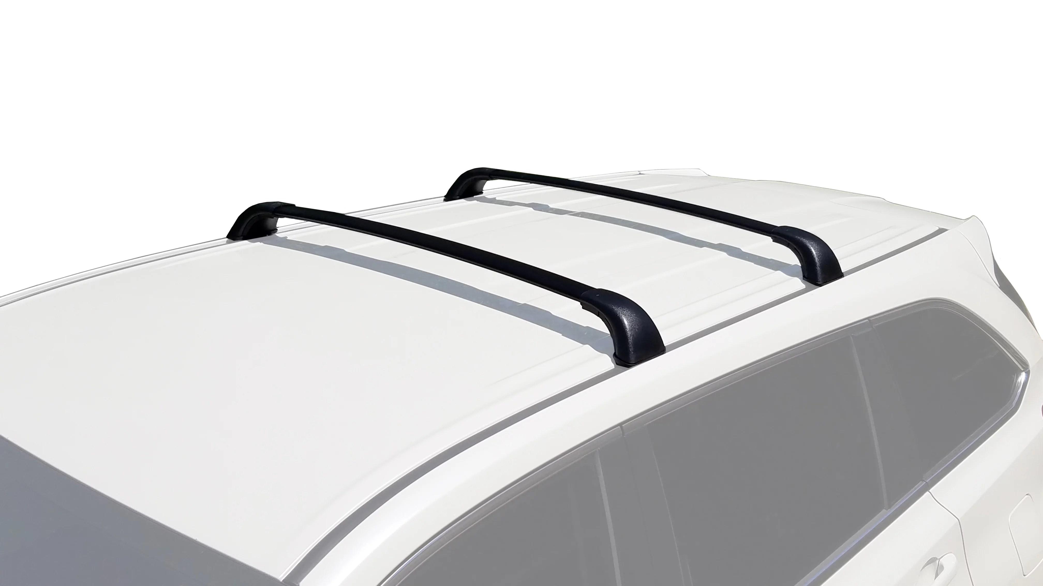 brightlines 2014 2019 toyota highlander le le plus cross bar roof rack walmart com