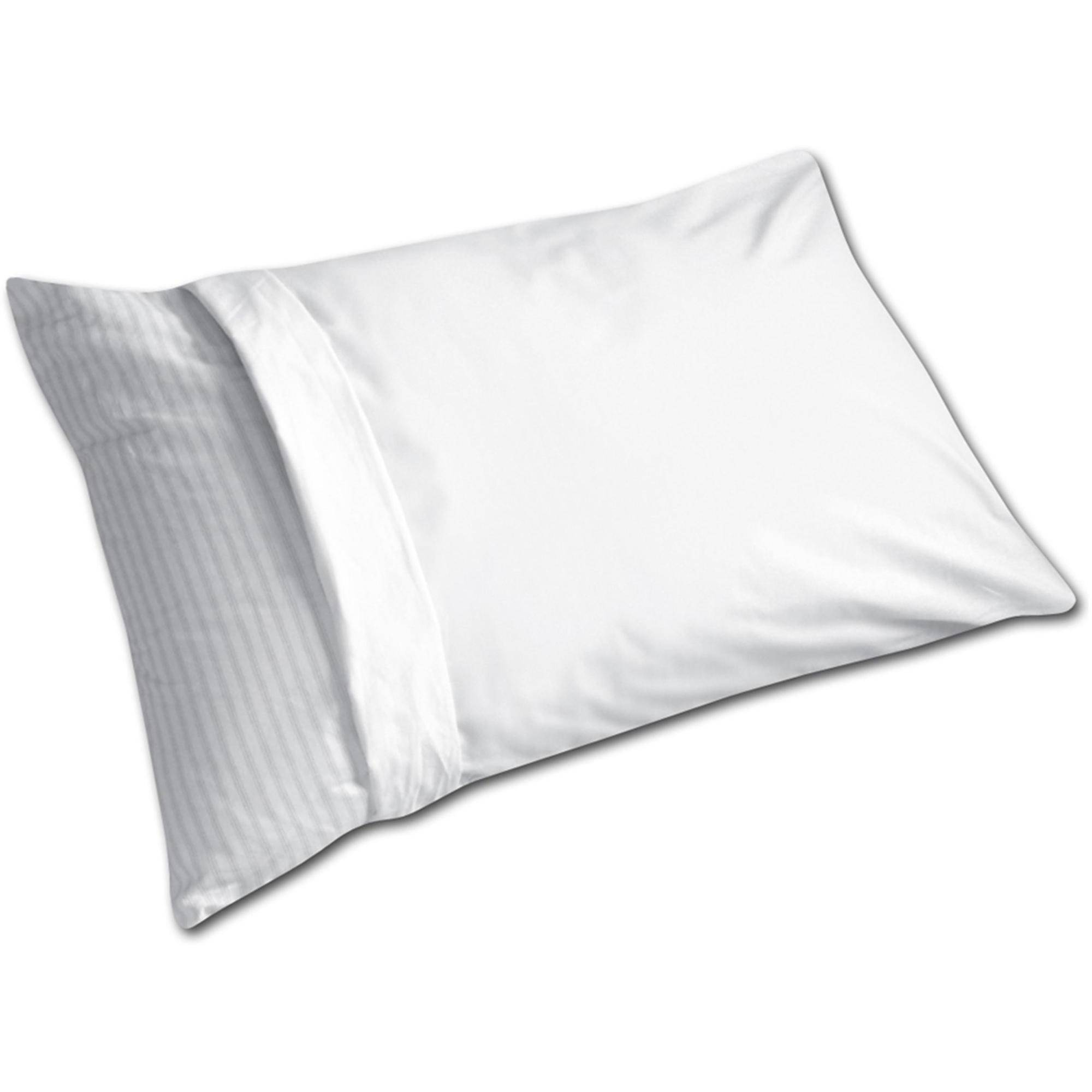 mainstays cotton blend zippered pillow covers 2 count