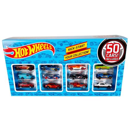 Hot Wheels Classic 50-Car Collection Pack Assortment
