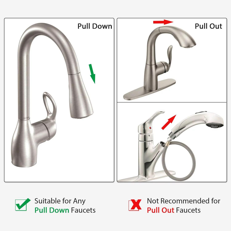 150259 replacement hose kit for moen pulldown kitchen faucet moen replacement hose part