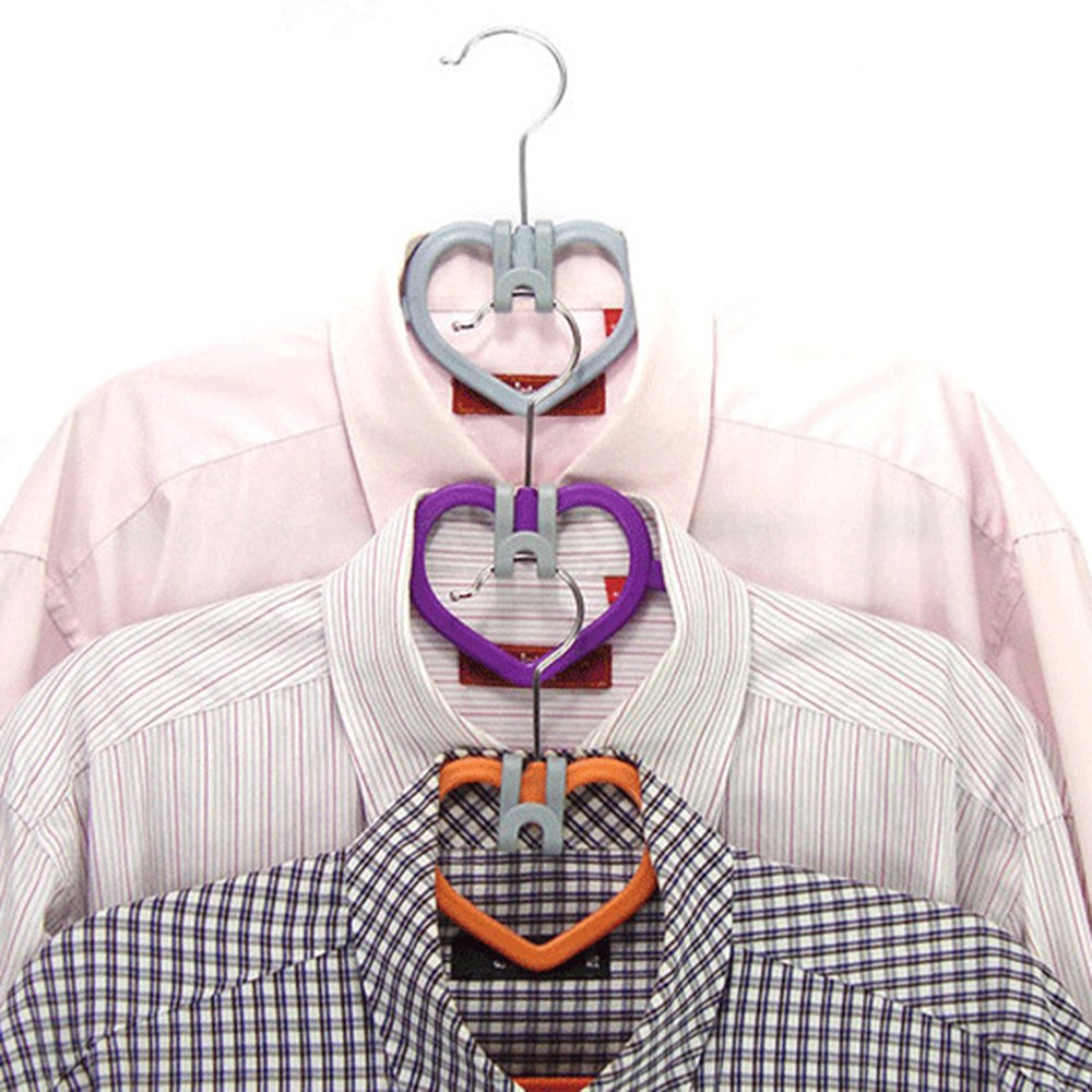 S Shape Clothes Hanger Mini Clothes Hanger Hook Save Space ... on Closet Space Savers Walmart  id=44299