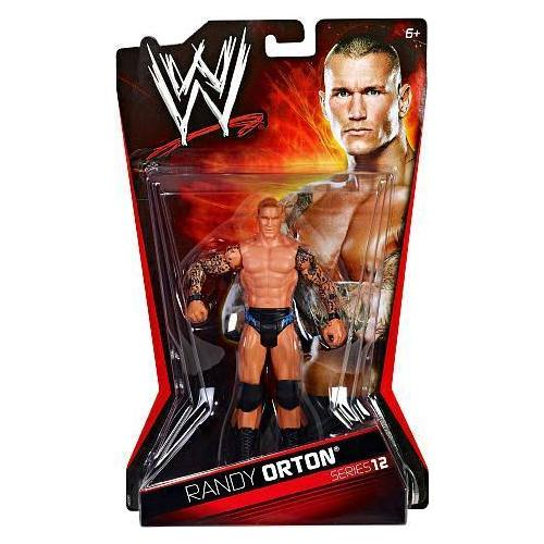 Wwe Wrestling Basic Series 12 Randy Orton Action Figure Walmart Com Walmart Com