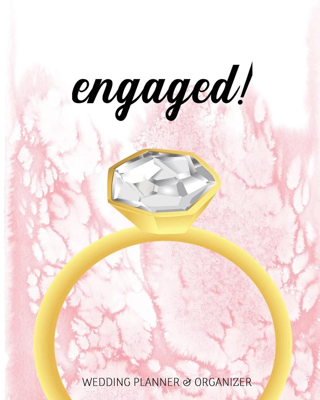 Engaged Wedding Planner Amp Organizer Wedding Planning