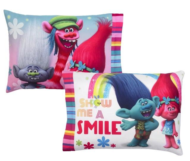 Dreamsworks Trolls Show Me A Smile Bed In Bag Bedding Set Walmart Com