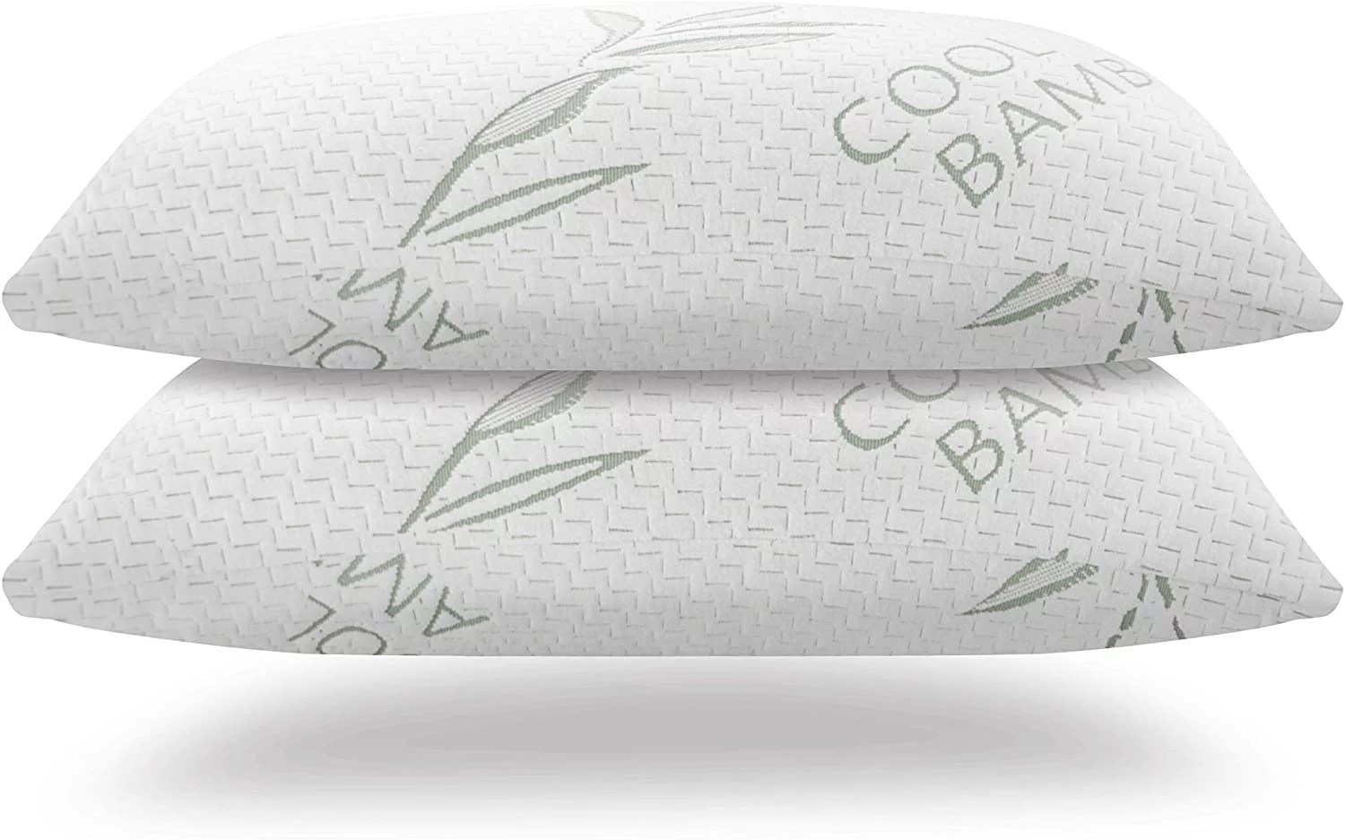 queen size bamboo pillows shredded memory foam adjustable bamboo pillow hypoallergenic antibacterial removable washable bamboo cover queen size