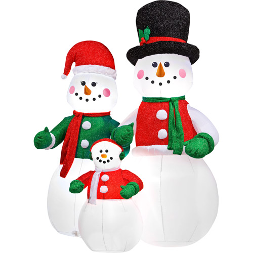 Home Accents 72 Snowman