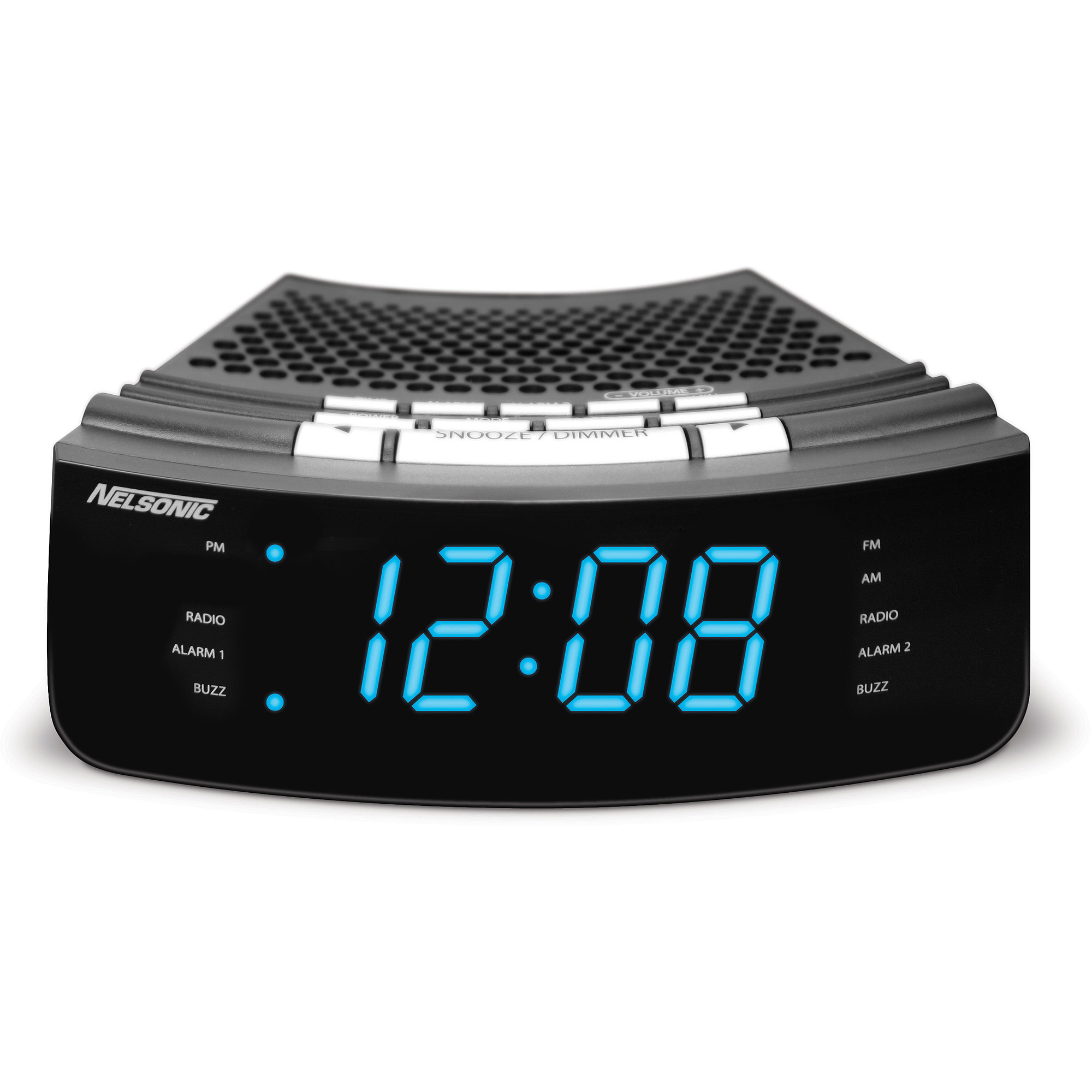 Undercounter Digital Clock Radio Digital Tuner