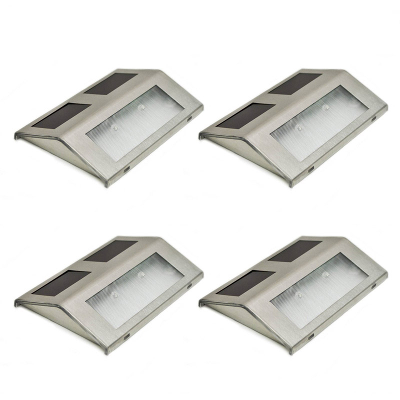 ALEKO Outdoor Decorative Wall Mounted Light Lamp - Solar ... on Wall Mounted Decorative Lights id=54761