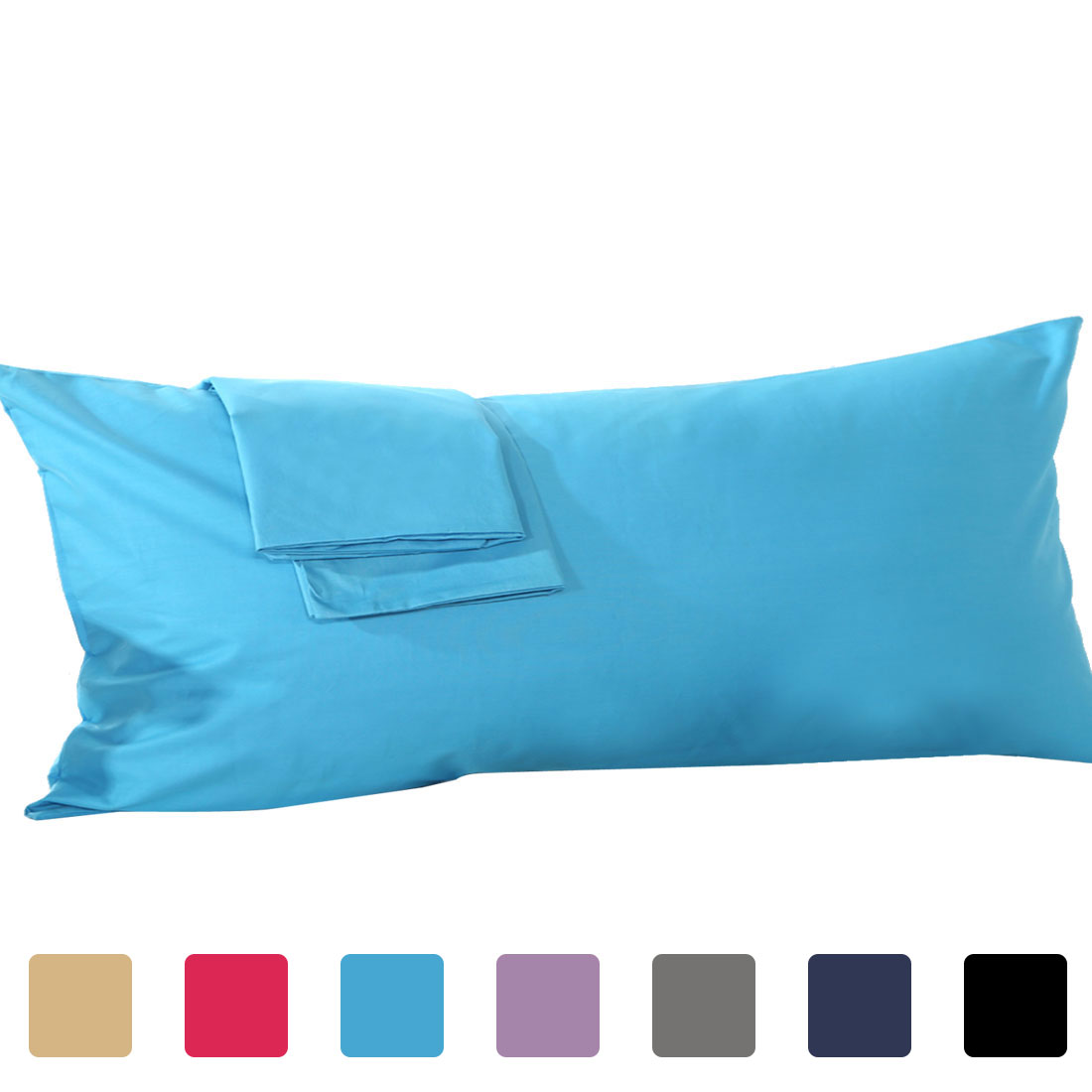 Body Pillow Case Cover Pillowshams Cotton Pillowcases