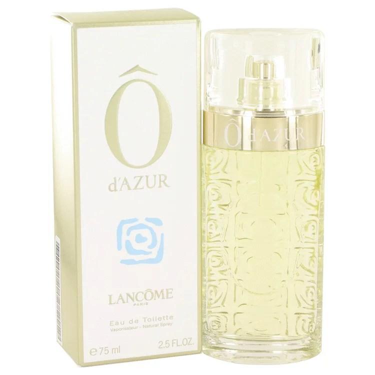 Lancome O d'Azur Eau De Toilette Spray for Women 2.5 oz