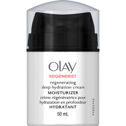 Olay Regenerist Deep Hydrating Cream Moisturizer, 1.7 FL OZ