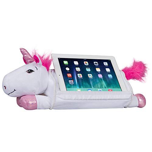 lapgear lap pets tablet pillow stand unicorn