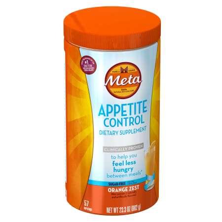 Metamucil المكملات الغذائية اليومية وفقدان الوزن فقدان الشهية ، والبرتقال Zest الخالية من الألياف الشهية ، 57 جرعة f12acd3d d20d 4ee5 929a 33c725f57d40 1
