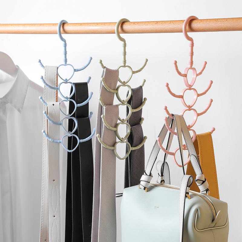 Tie Hangers Space Saver, Heavy Duty Closet Hanging ... on Closet Space Savers Walmart  id=46951