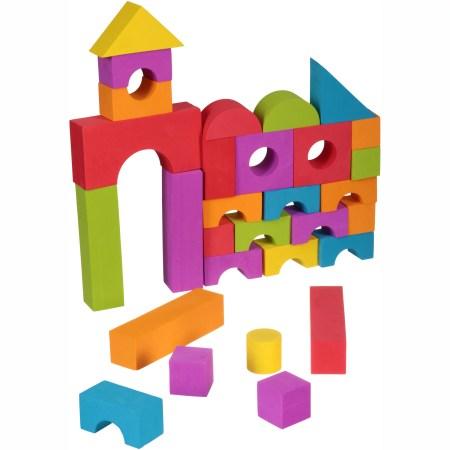 Spark Create Imagine™ Foam Building Blocks 150 ct Bag