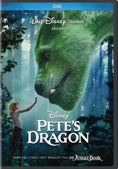 Pete's Dragon (DVD) - Walmart.com