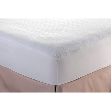 Sunbeam Non Woven Thermofine Heated Electric Mattress Pad Full Size