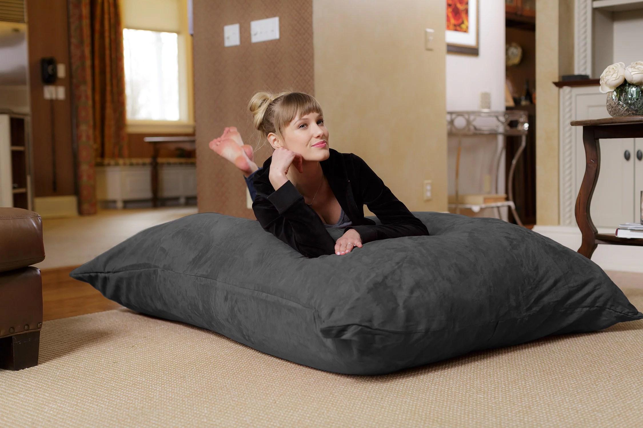 huge bean bag pillow