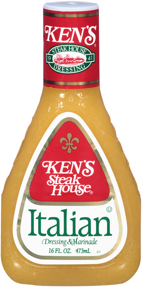 Ken39s Steakhouse Dressing Marinade Italian 16 Fl Oz