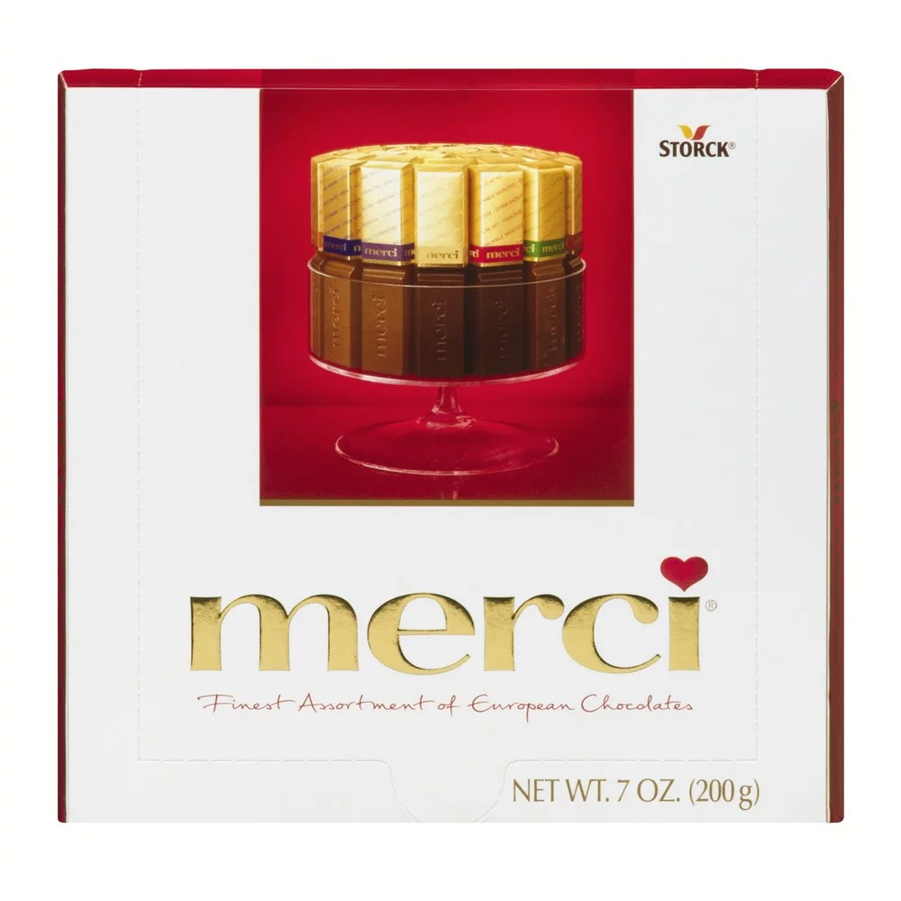 Storck Merci Finest Assortment Of European Chocolates 70