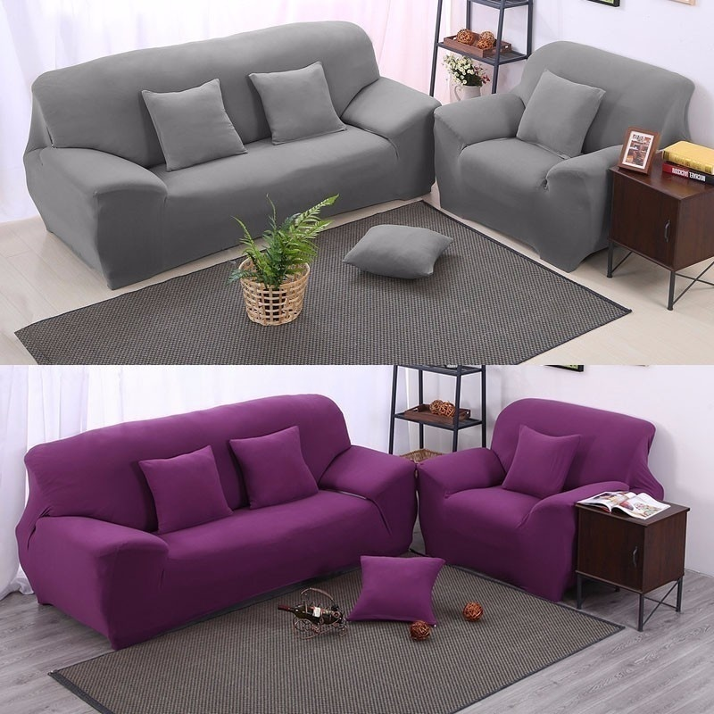 1 4 seaters fashion recliner sofa covers retro recliner sofa cover soft couch slipcovers multicolor