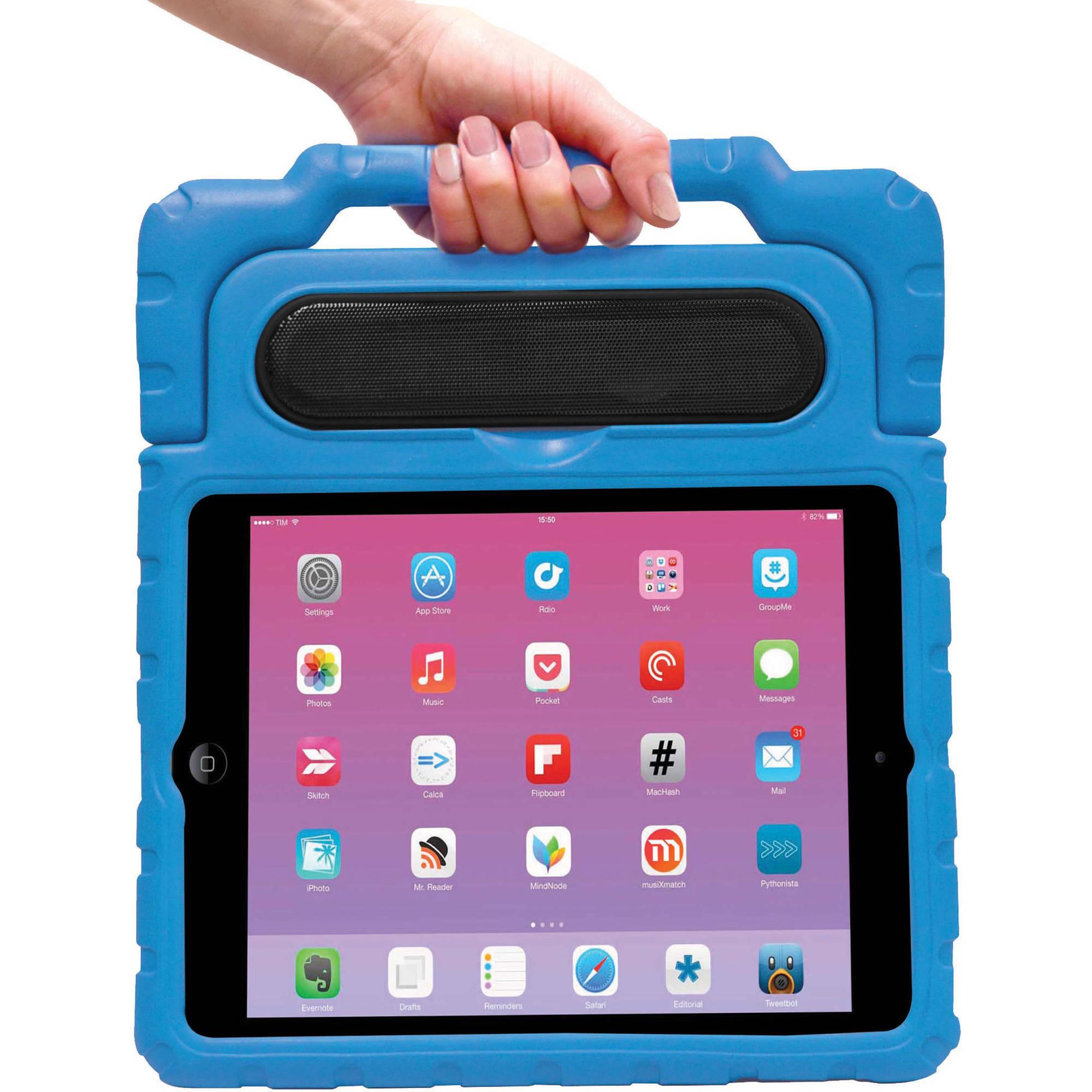 Emio TuneBox for iPad Mini with Bluetooth Speaker Carry ...