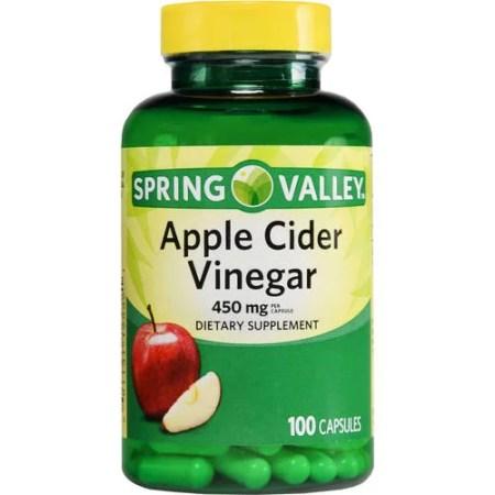 Spring Valley Apple Cider الخل كبسولات ، 450 مغ ، 100 قيراط f5d87ae4 1d50 4ee8 b0e7 db7edd8b3138 1